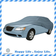Heavy Duty PVC And Polycotton Waterproof Heated Protection Car Cover