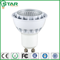 2015 new item 4500K 3W led gu10 dimmable