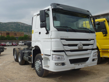 CHina Tractor head 336HP 6x4 Sinotruk HOWO tractor truck low price sale