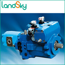 LandSky Hydraulic machinery parts cast iron pto tandem gear pump motor A2FM16