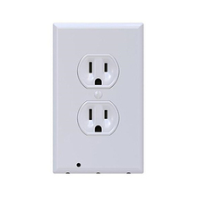 Wholesale LED Sensor Outlet Cover Night Light with 3 LED