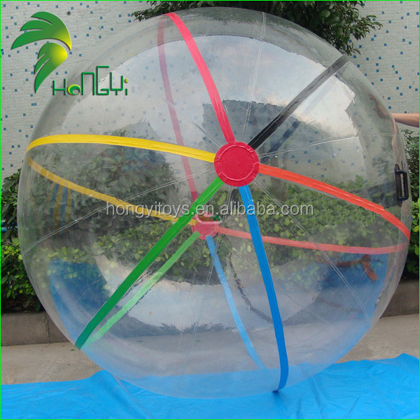 Big Hot Popular Funny Inflatable Water Walking Bubble balls For Sale / Floating Water Ball