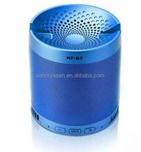 HF-Q3 Multifunctional Wireless Bluetooth speaker Hands-free Subwoofer with FM Function For iPhone Universal Smart