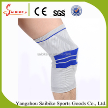 Basketball Knee Pad Sport Safety Football Volleyball Silicone Knee Brace Tape Knee Support Calf Protection