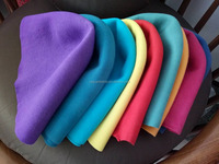 100% high quality wool felt hat bodies in China
