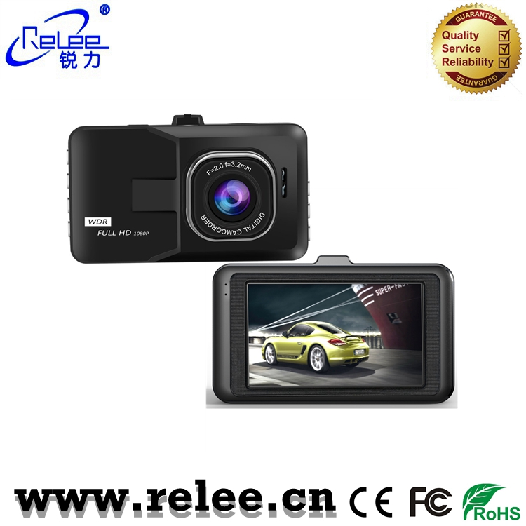 promotion 2017 hot-selling video registrator for car FHD black box motion activated camera video recorder G-sensor camcorder