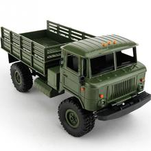 1:16 Four-wheel Drive 2.4G 4CH RC Military Vehicles For Sale