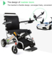 Aluminum lightweight portable electric normal wheelchair prices in egypt