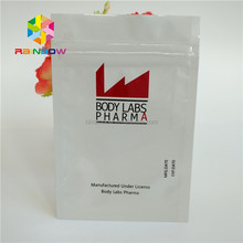 Male Enhencement Sex Pills Packaging Bags With Zipper And Hang Hole / Custom Printed Plastic Aluminum Foils Bags For rhino pill