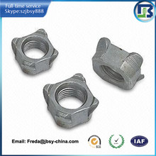 square welding nuts / aluminum weld nuts manufacturer