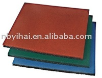 rubber tile ,playground surface