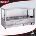 Kitchen equipment Stainless Steel travel food warmer/hot food display warmers