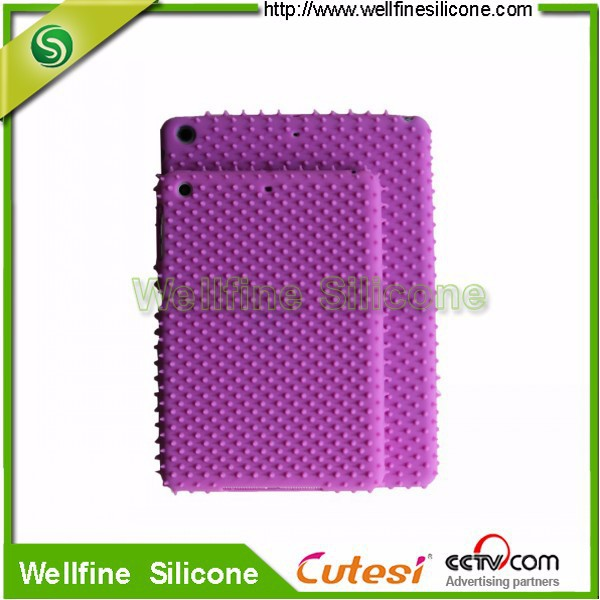 Funny tablet pc case silicone case and cover for 7 inch tablet pc