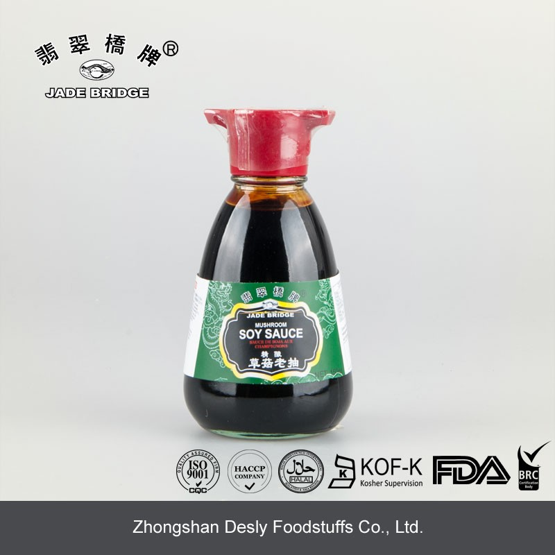 Made in China Healthy soy sauce Number one quality!