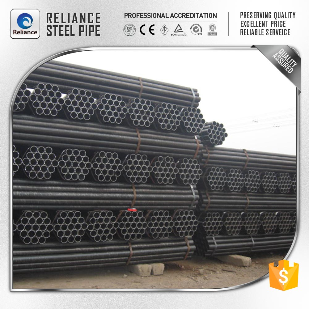STRUCTURE STEEL PIPE FOR PIPE TYPES OF CARBON STEEL PIPE