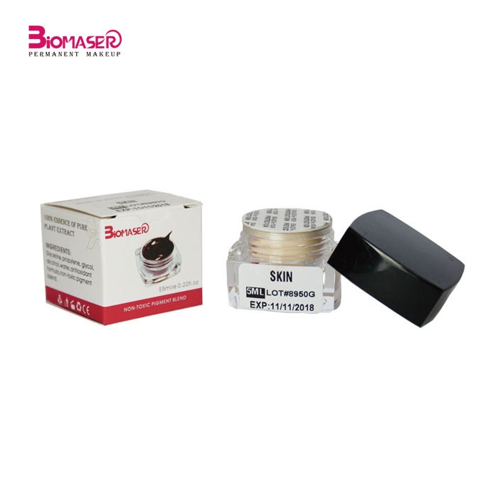 Permanent Makeup Eyebrow Tattoo Pigment Paste Microblading Cream