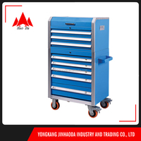 OEM Custom Size Metal Tool cabinet Cheap Multi Tool cabinet with drawers Cabinet Combined Tool Chest Wholesale