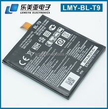 BL-T9 for lg price list standard battery usd for mobile phones for lg BL-T9 3000MAH D820 D821
