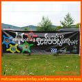 promotion outdoor custom public pvc banner