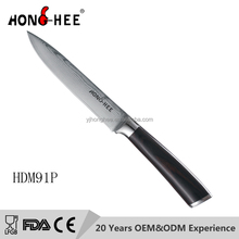 7 inch VG10 Flow Sand Damascus Steel Carving Knife