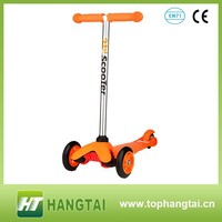 New Arrival 2014 New model mini micro scooter tricycle for kids