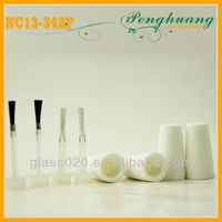 nail polish bottle accessories cap with brush