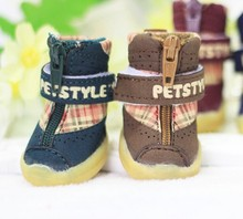 Pet Fashion Winter Shoes Dog Shoes Dog Boots Wholesale Pet Products Dog Accessories Best Selling Products