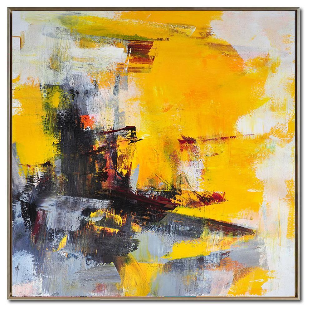 China Abstract Oil Canvas, China Abstract Oil Canvas Manufacturers ...