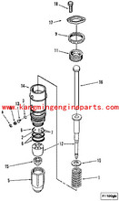 Cummin 3047973 Injector NTA855 Chongqing China diesel engine parts