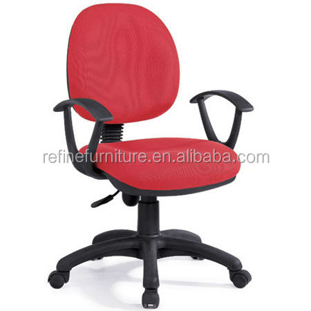 economic fabric to cover secretarial office chair RF-Z004