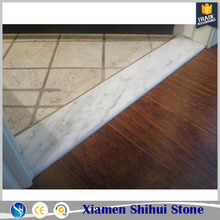 Carrara White Marble Door Threshold with High Quality