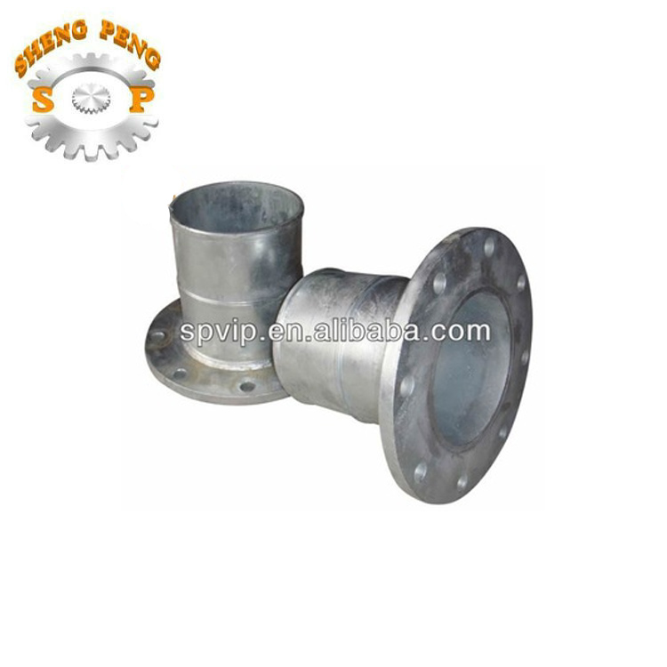 precision machining pipe joint