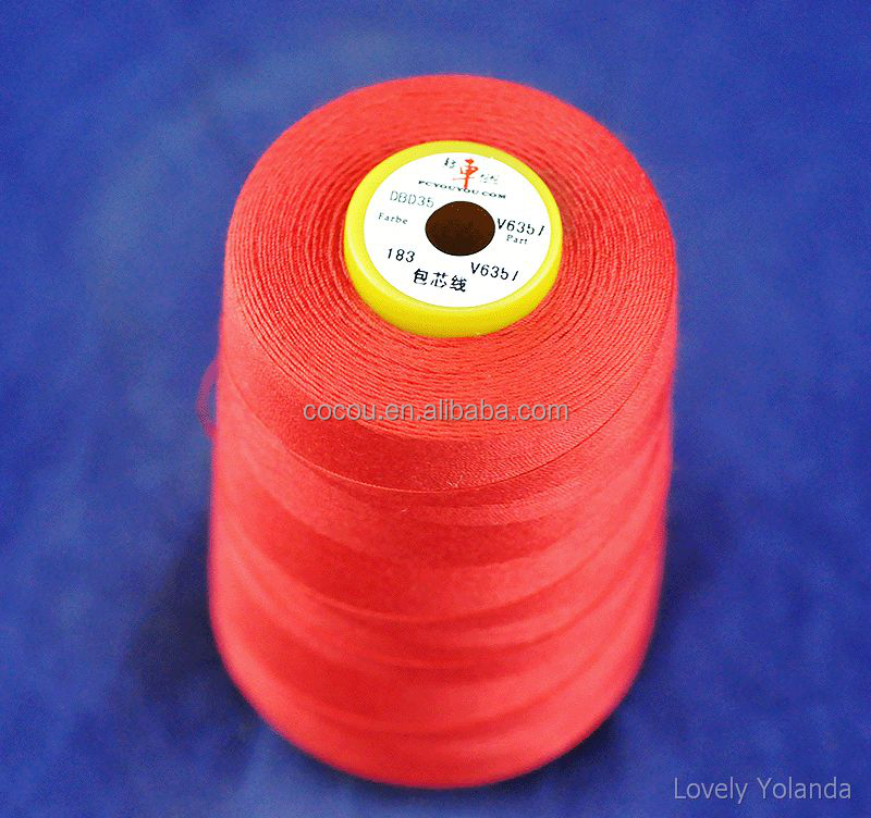 polyester yarn ne 60/1 specification