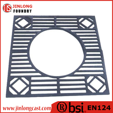 ductile iron tree gratings