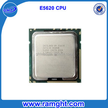 brand and model number cpu E5620 LGA1366 Socket support ddr3 ram second hand cpu