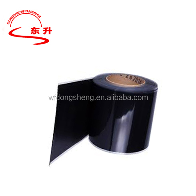 insulation against the sun self adhesive bitumen waterproofing tape