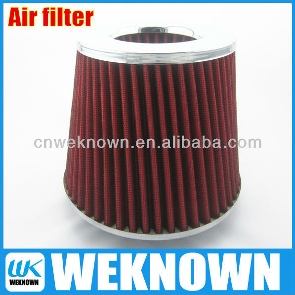 cheap washable universal auto air filter