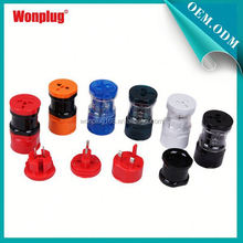 2015 Hot selling all in one travel adapter fashion gift promotional fountain pens