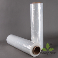 PE stretch film Pallet Shrink Wrap Polyethylene Transparent
