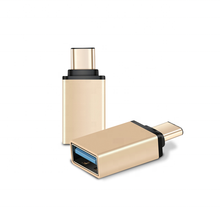 Type-c 3.1 Data Connector USB 3.0 female to type c male OTG adapter