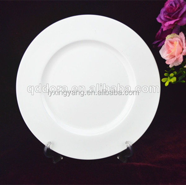 white china dish,wholesale bone china dinner plates