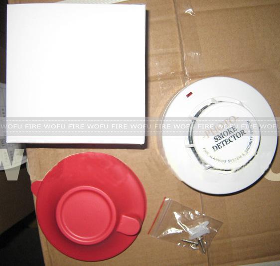 4 Wire Low Voltage Smoke Detectors