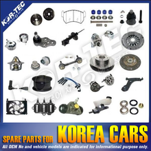 Over 1100 items of parts for korea daewoo