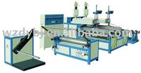 Three Layers PE Compound Air Bubble Film Making Machine bubble film machine