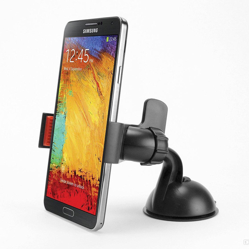 Universal Mini Car Holder for GPS/Camera/Smart Phone