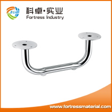 new style rustic decorative metal furniture feet sample screw u shaped sofa leg