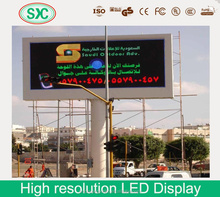 Waterproof led sign jewelry diamond auction sale factory