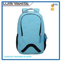 China Supplier Personalized Fashionable New Design School Bag