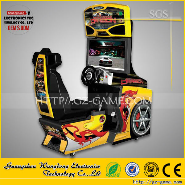 Excellent quality Need for speed carbon/arcade racing car game machines for sale