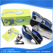 LX931 Custom Back Scratcher rechargeable Slimming Belt , Electric Slimming Massage Belt , Belly Vibrator Slimming Belt